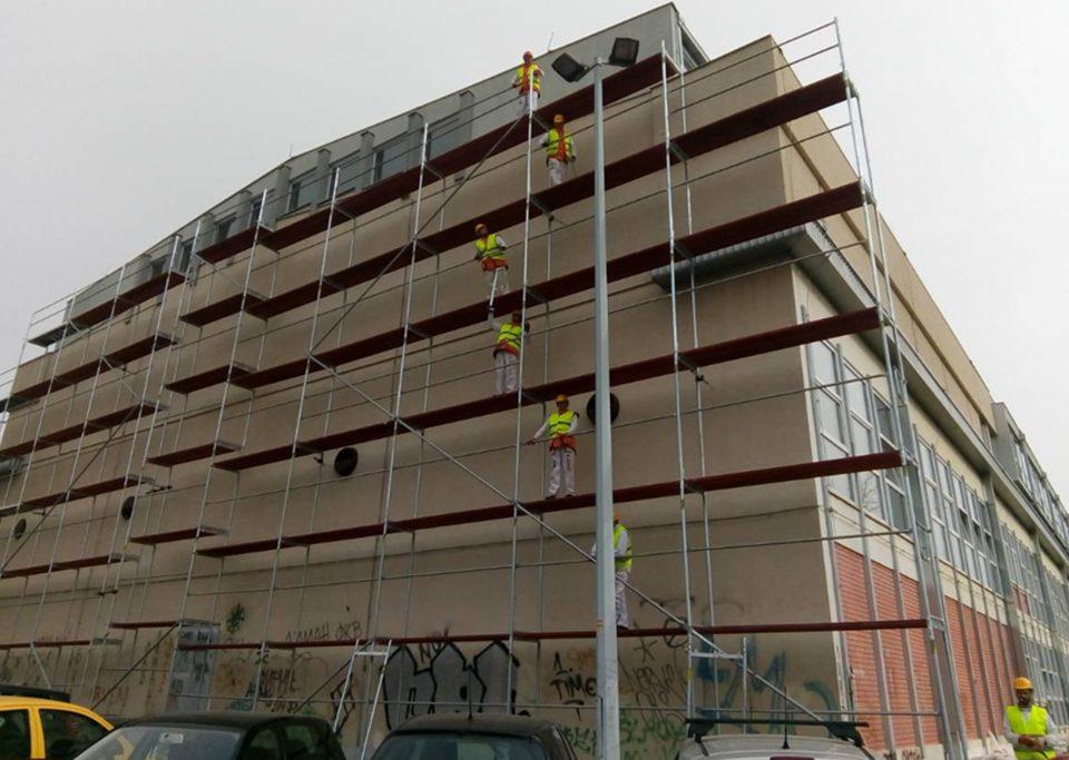Izvođenje građevnskih radova