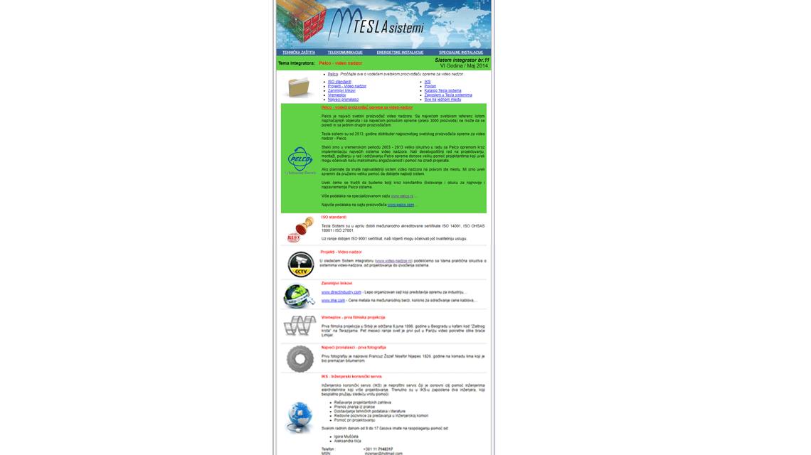 Sistem integrator br.11