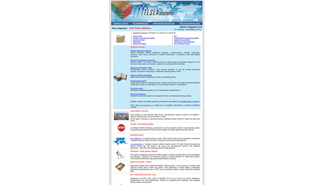 Sistem integrator br.9