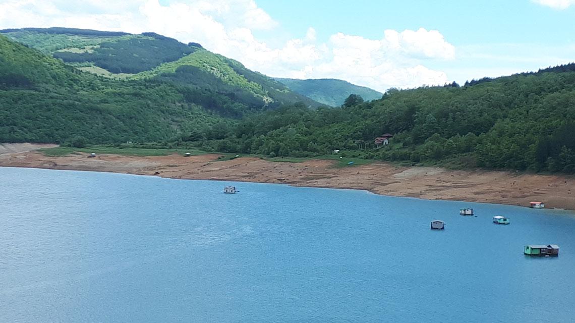 Zavojsko jezero 2019