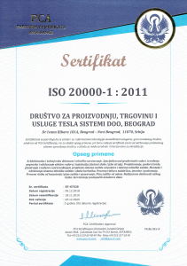 ISO 20000-1