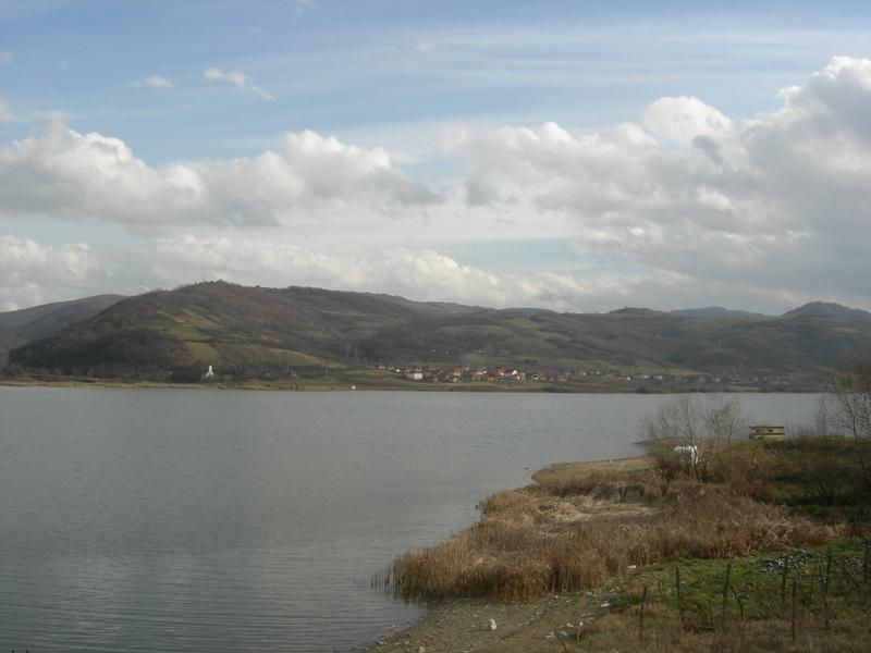 Lake near Bruce