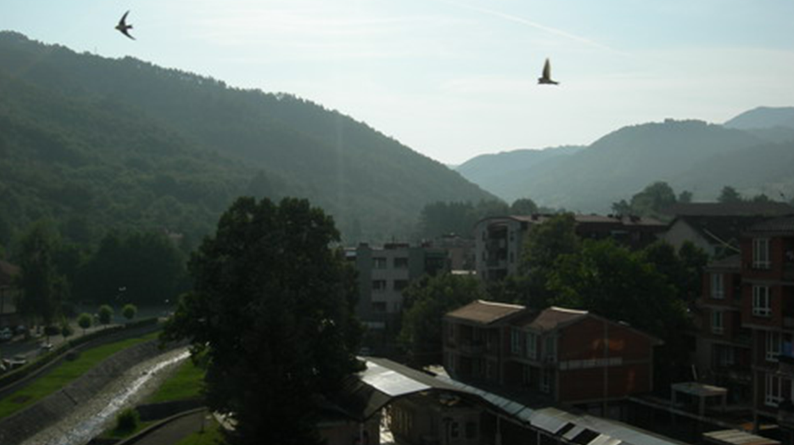 Morning in Surdulica