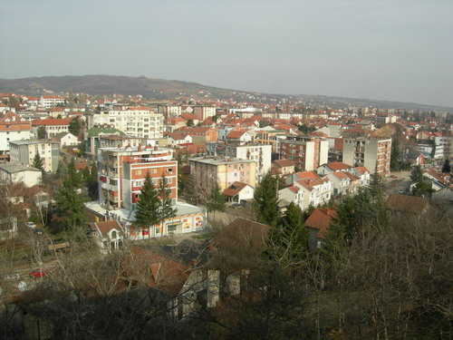 View of Arandjelovac