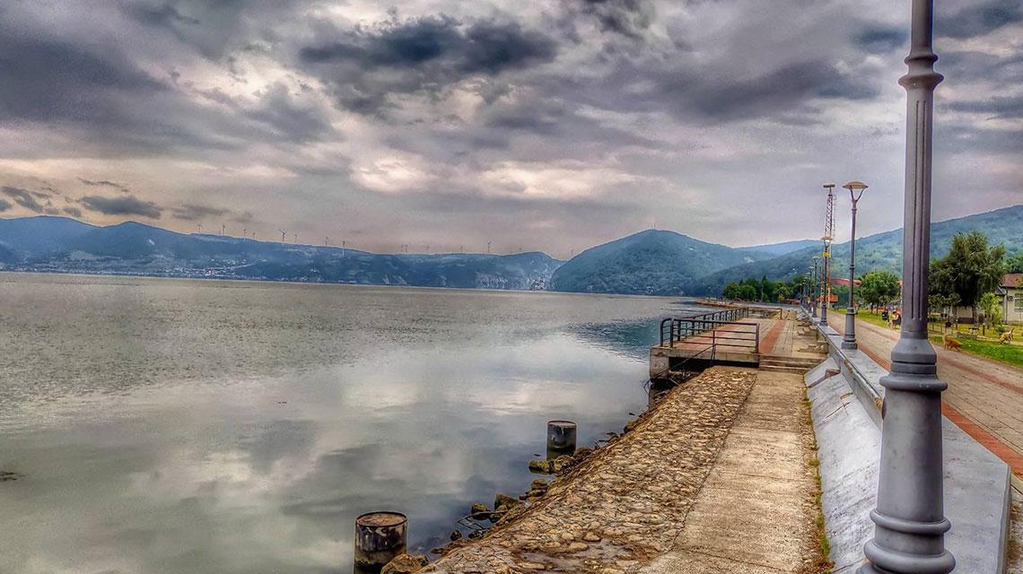 Serbian sea